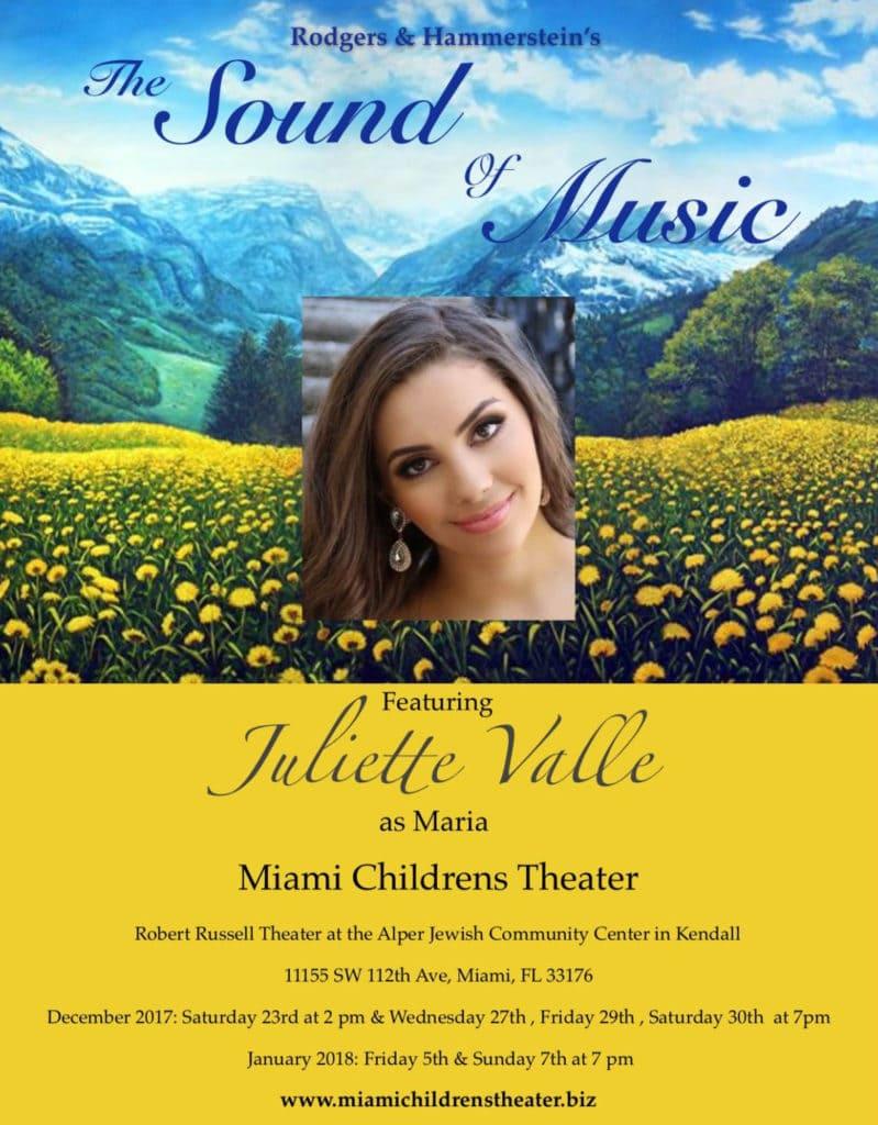 The Sound of Music - Juliette Valle